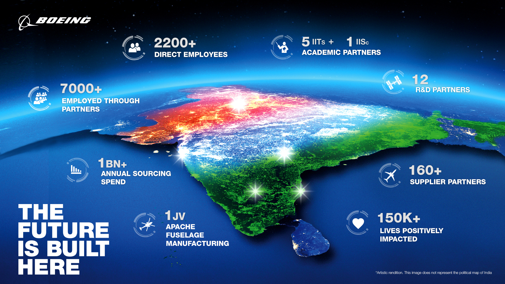 Boeing - a Responsible Business Leader