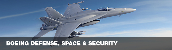 Boeing Defense, Space & Security
