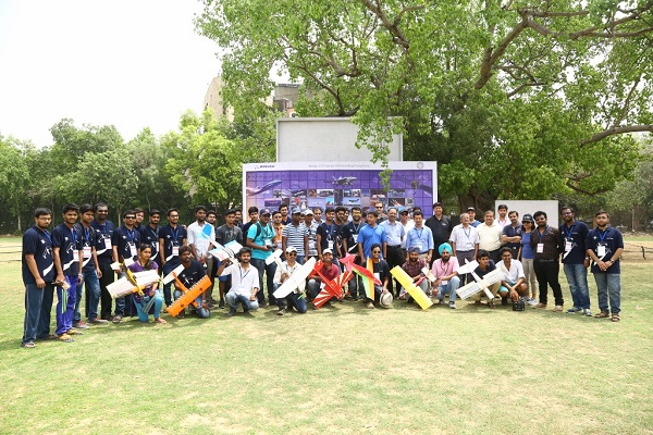 The annual Boeing-IIT National Aeromodeling Competition for engineering universities is organized to encourage participants to opt for a career in aerospace.