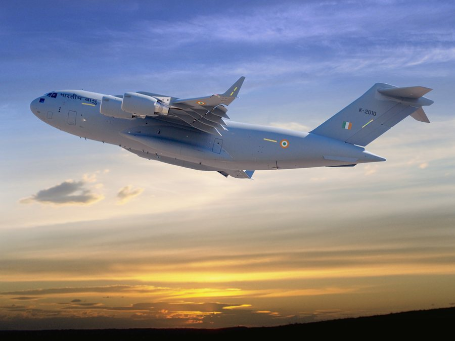 Boeing: Boeing India - C-17-Globemaster