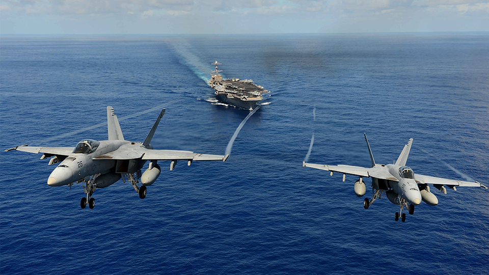 Boeing Boeing India F A 18 Super Hornet