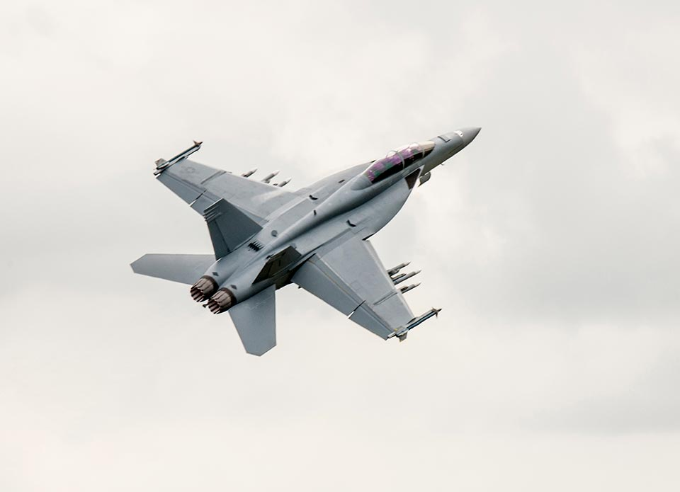 Boeing: Boeing India - F/A-18 Super Hornet